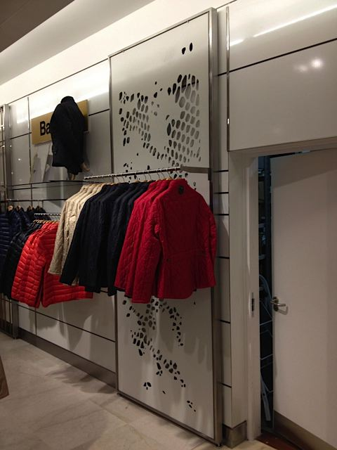 Interior Design Project For Fenwick Brent Cross Dbsolutions