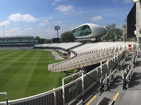 Lords Cricket Ground London feature