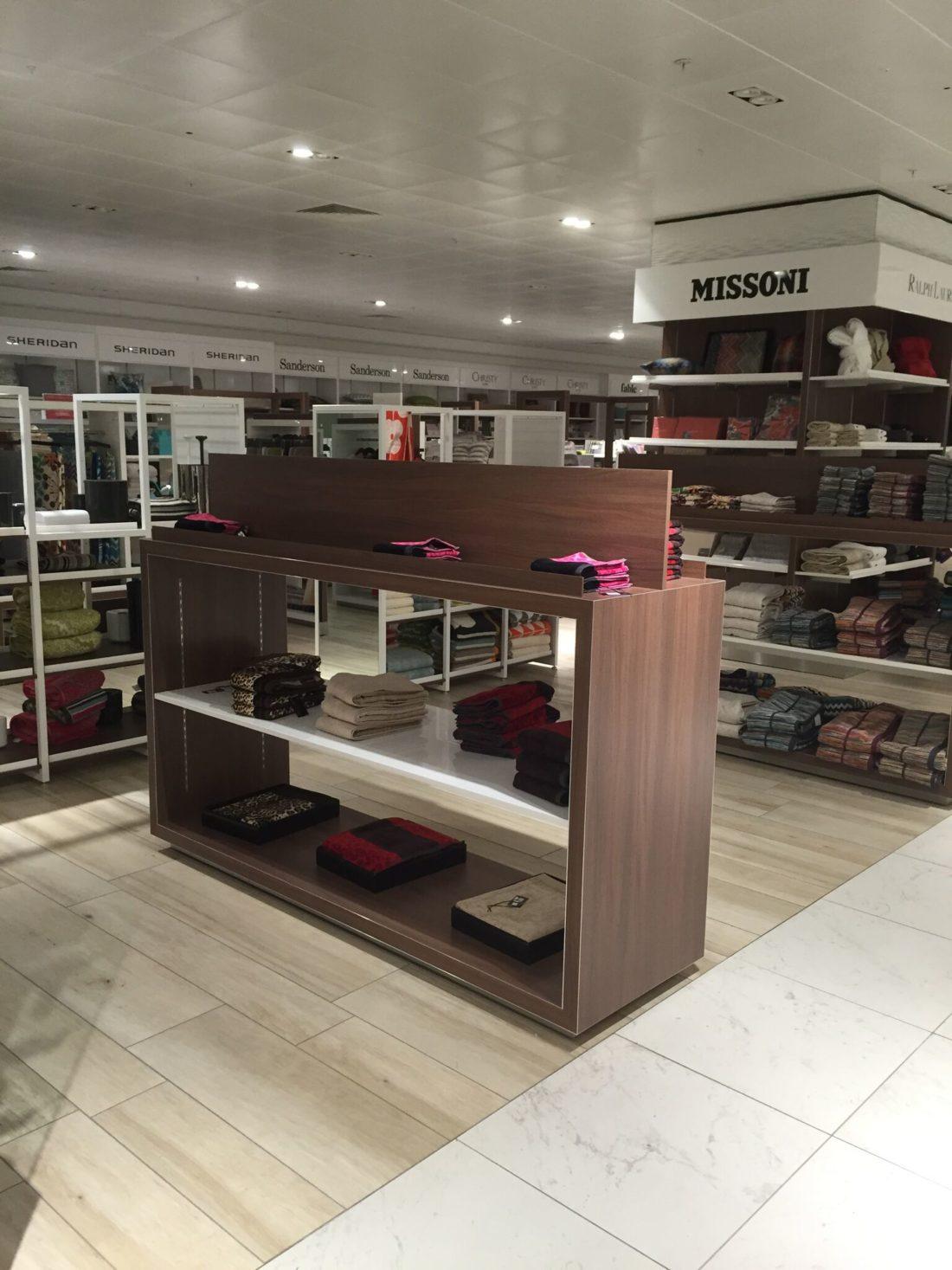 Fenwick Brent Linens Department